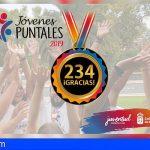 Canarias   Jóvenes Puntales bate récord de ideas presentadas en 30 días