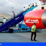 Jet2 abrirá este invierno una base en Tenerife Sur y aumentará 330.000 plazas aéreas