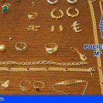 La Laguna | Roba 30.000€ en joyas en una vivienda donde había trabajado