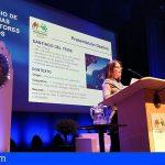 Stgo. del Teide presentó su riqueza natural en el Congreso de Ecoturismo