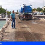 San Miguel sigue acondicionando y mejorando sus espacios municipales