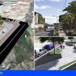 La plaza Antonio Correa en Arona casco contará con zona ajardinada y un quiosco