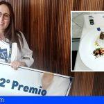 Una alumna de Hecansa, segundo puesto en el concurso 'Makro Chef España 2019'