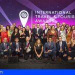 Nuevo premio para Islas Canarias en el marco de la World Travel Market