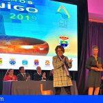 La Asociación de Vecinos AVETI de Guía de Isora recibe el premio Gánigo 2019