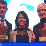 Stgo. del Teide | Flipper Uno y Marítima Acantilados, premio Gánigo 2019