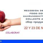 Santiago del Teide colabora un año más en la Gran Recogida de Alimentos