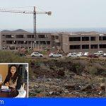 Ante posibles retrasos del IES de Parque La Reina, Arona informa a Educación