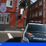 Detenida en La Laguna por un Policía de paisano, tras robar a punta de cuchillo