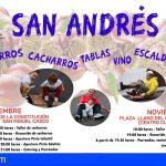 San Miguel celebra San Andrés entre talleres, cacharros y degustaciones