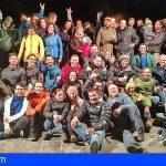 Granadilla cerró con éxito La Semana de la Montaña