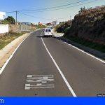 Dos heridos en Granadilla, uno de ellos grave, al colisionar una camioneta y un turismo
