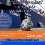 Santiago del Teide organiza el I Torneo Solidario de Fútbol