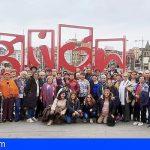 Mayores de San Miguel viajaron a Asturias gracias al Programa de Turismo Social