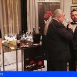 Los vinos canarios se promocionan en el Wine Challenge Merchant Awards Spain
