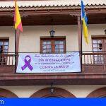 La Gomera | San Sebastián grita NO a la Violencia contra la mujer