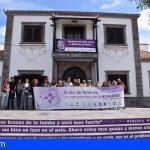 Stgo. del Teide culmina los actos del Día Mundial contra la violencia hacia las mujeres