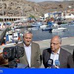 La Gomera y Puertos Canarios planifican nuevas actuaciones para las infraestructuras