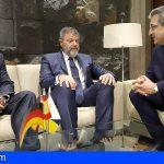 Canarias y Alemania exploran nuevas oportunidades de inversión en las islas