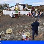 Santiago del Teide conmemora los 110 años de la rogativa de Santa Ana