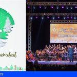Adeje programa tres grandes conciertos de Navidad para este mes