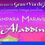 """El musical """"La lámpara maravillosa. Tributo a Aladdin"""" llega a San Miguel"""
