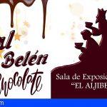 El Belén más dulce de San Miguel será de chocolate