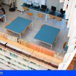 Adeje mantendrá abiertas la Biblioteca municipal y salas de estudio en las Fiestas
