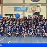 El Club de Baloncesto de Granadilla presentó su nueva cantera 2019/2020