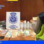 Un detenido en Tenerife entre una red de falsificación de dinero