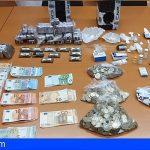 Cae en Adeje una organización criminal dedicada al tráfico de drogas