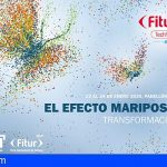 """""""El Efecto Mariposa: Transformación"""", eje de FITURTECHY 2020"""