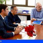 Santiago del Teide acuerda el plan de mantenimiento de zonas ajardinadas