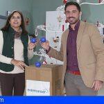Adeje | Los Reyes Magos entregarán 500 pelotas anti-estrés a los más pequeños