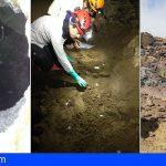 Con bolsitas de té estudian en el Teide la descomposición de la materia orgánica
