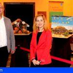 Granadilla | Los tradicionales belenes se exponen en el Museo de Historia