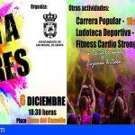 San Miguel | Fiesta de Colores y actividades deportivas para toda la familia