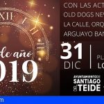 Santiago del Teide repetirá la fiesta de año nuevo en la plaza Buganvilla