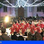 Guía de Isora celebra la navidad con música y deporte solidario
