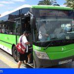 La línea 110 de TITSA contará con viajes cada 20 minutos