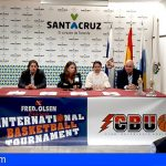 El 'Fred Olsen Express U18 International Basketball Tournament', referente internacional