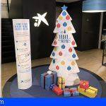 1.381 niños canarios en riesgo de pobreza recibirán un regalo gracias a CaixaBank