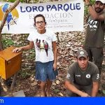 Loro Parque Fundación salva a 10 especies de loros de la extinción