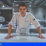 Guía de Isora | Diego Dato, chef revelación de los Premios Mesa Abierta