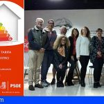 El Partido Socialista de San Miguel realizó una charla sobre el suministro eléctrico