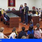 Adeje | Sanidad, medioambiente y solidaridad, las demandas aprobadas en el Pleno Infantil