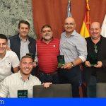 San Miguel   El Club de Luchas Chimbesque recibe 7 galardones en los Premios del Cabildo