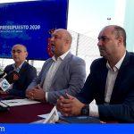 Granadilla presenta un presupuesto social e inversor de casi 44 millones de euros