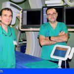 La Candelaria pone en marcha un protocolo para mejorar los síntomas asociados a la artrosis de rodilla