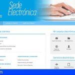 El PSOE de San Miguel recuerda la importancia de la sede electrónica municipal
